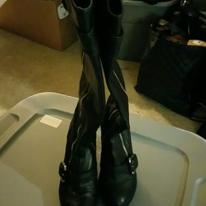 Vince Camuto high boot